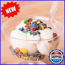 10 lb. Dutch Treat Chopped Chocolate M&M'S Ice Cream Sundae Yogurt Topping, BULK