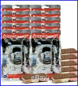 10 pc. Astronaut Space Food Neapolitan Ice Cream Sandwich Astro Nutrition
