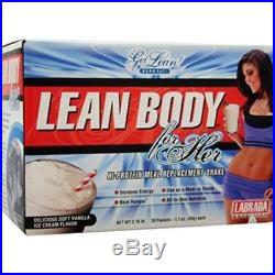 1-2-3-4-5 or more lots LABRADA Lean Body for Her 20 packets Save More
