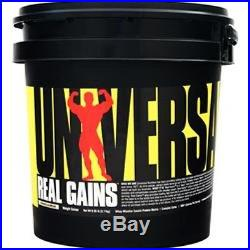 1-2-3 UNIVERSAL NUTRITION Real Gains 6.85 lbs Better Quality SaveUmore