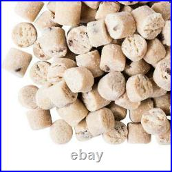 20 lb. Bulk Supply Bite-sized Soft Chewy Cookie Dough Ice Cream Kosher Topping