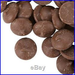 25 lb Bulk Suppl Stanford Bakery Ice Cream Shop Milk Chocolate Regular Wafers