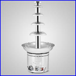 27 5 Tiers Chocolate Fountain Party Hotel Ice Cream Occasion Creditable Seller