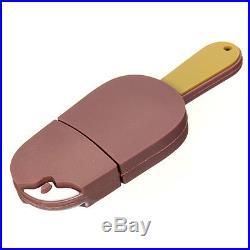 32GB Chocolate Ice Cream USB2.0 Flash Memory Stick U Disk Storage Pen Drive Gift