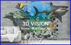 3D Chocolate Ice Cream G1696 Wallpaper Mural Self-adhesive Removable Sticker Joy