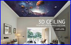 3D Chocolate Ice Cream G1717 Wallpaper Mural Self-adhesive Removable Sticker