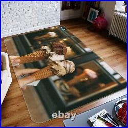 3D Chocolate Ice Cream NAO2333 Game Rug Mat Elegant Photo Carpet Mat Fay