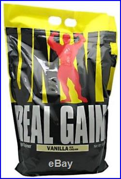4800g, 18,39 EUR/1Kg Universal Nutrition Real Gains, Chocolate Ice Cream 4800
