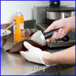 6/5 lb. Bags Chocolate Waffle Ice Cream Cone Mix Just Add Water Made In USA