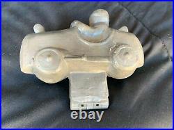 ANTIQUE E&Co NEW YORK No. 218 RACE CAR CHOCOLATE ICE CREAM MOLD (1915-1920)