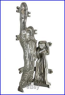 Antique Giant 15 Statue of Liberty Ice Cream/Chocolate mold Wacker Germany