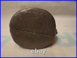 Antique Jack O Lantern Black Cat Moon in Hat Ice Cream Chocolate Mold 642