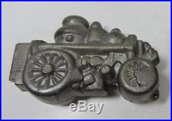 Antique Vintage Fire Truck Ice Cream Butter Chocolate Candy LARGE MOLD