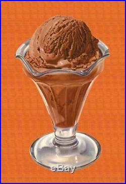 ArtParisienne Chocolate Ice Cream