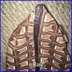 BBC Billionaire Boys Club Waffle Ice Cream Chocolate Hoodie Sweater Size Medium