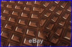 BBC Ice Cream Billionaire Boys Club Chocolate & Waffles Hoody Zipup Sweater Bape