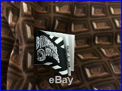 BBC Ice Cream Waffle Chocolate Reversable Season 4 Size M NOS Bag Tags Rare Bape