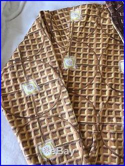 BCC Billionaire Boys Club Waffles Ice Cream Chocolate Reversible Hoodie RARE! L