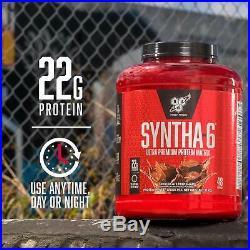 BSN SYNTHA6 Whey Protein Powder Micellar Casein Milk Protein Isolate Chocolate