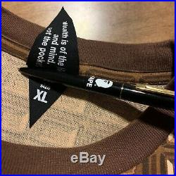 Bbc Ice Cream Pharrel Nerd Chocolate Bar T SZ XL
