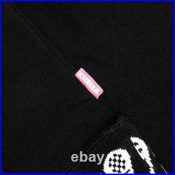 Billionaire Boys Club ICE CREAM Cones Hoodie 491-2303 Black M L XL 2XL 3XL