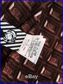 Billionaire Boys Club Waffle / Chocolate Reversible Hoodie ICECREAM ICE CREAM