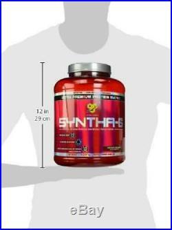 Bsn Syntha-6 Whey Protein Powder Micellar Casein Milk Protein Isolate Chocolate