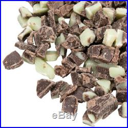 Bulk Andes Mint Ice Cream Topping, Chocolate, Candy (select size)