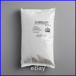 Carnival King 6 lb. Chocolate Soft Serve Ice Cream Mix 6/Case