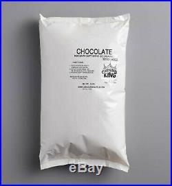 Chocolate Soft Serve Mix Machine Ice Cream CASE OF 6 6 lb. Non Dairy Cones