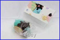 Clobokan Kurobokan Ice Cream Sandwich Nimbus Chocolate Mint