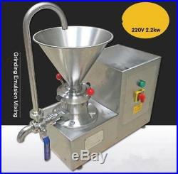 Colloid Mill Machine for Peanut/Sesame Butter Chocolate/Ice Cream Emulsifier M