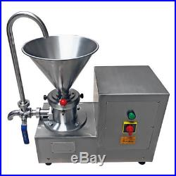 Colloid Mill Machine for Peanut/Sesame Butter Ice Cream/ Chocolate Emulsifier