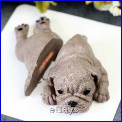 Cute Dog Silicone Mold Mousse Cake Chocolate Baking Mould Ice Cream Pudding Tool