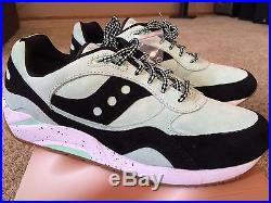 DS New Saucing G9 Shadow 6 Scoops Mint Chocolate Chip Ice Cream Sz 13
