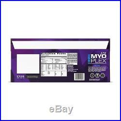 EAS Myoplex Original Ready-To-Drink Protein Shake, Chocolate Ice Cream, 24 Cts