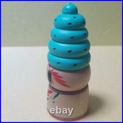 Final Kokeshi Soft Serve Ice Cream Koesso Chocolate Mint Teruyuki Hiraga