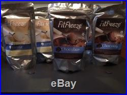 Fit Freeze high protein low sugar ice cream by FITera 5 Vanilla 5 Chocolate