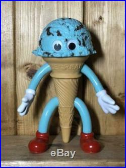 Flavors Chocolate Mint Ice Cream Sofubi Imported from Japan F/S