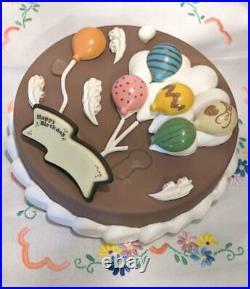 Food Samples Fake Whole Cake Chocolate Ice Cream Actual Size