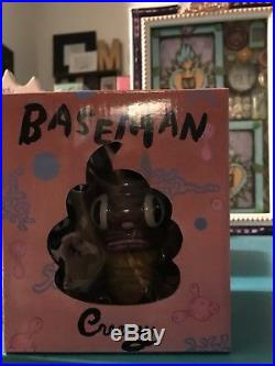 Gary Baseman Creamy Chocolate Dipped Vanilla 5 Ice Cream Cone Vinyl Collectible