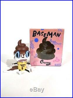 Gary Baseman Creamy Chocolate Vanilla Ice Cream Vinyl Figure 2013