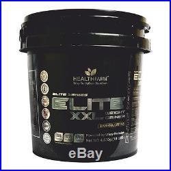 HEALTHFARM WHEY PROTEIN XXL weight gainer Nutrition CHOCOLATE ICE CREAM 11 LBS