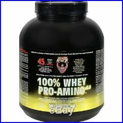 Healthy'N Fit Nutritionals Whey Pro-Amino Vanilla Ice Cream 5 lbs