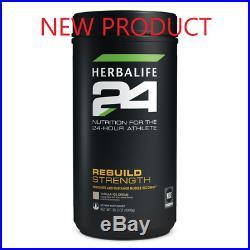 Herbalife 24 Rebuild Strength Vanilla Icecream and Chocolate. NEW STOCK