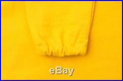 Ice Cream Chocolate Sweatpant in Spectra Yellow
