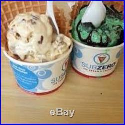 Ice Cream Custom Made Fresh For You