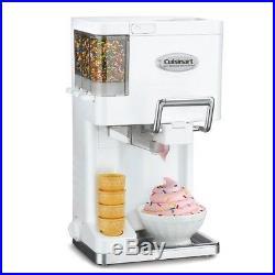 Ice Cream Maker Icecream Machine Kitchen Counter Top Dessert Vanilla Chocolate