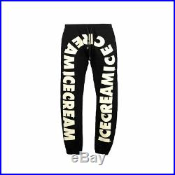 Ice Cream Men's Chocolate IceCream Logo Joggers 481-8100
