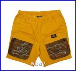 Icecream Chocolate Short 411-5105 Golden Yellow Bbc